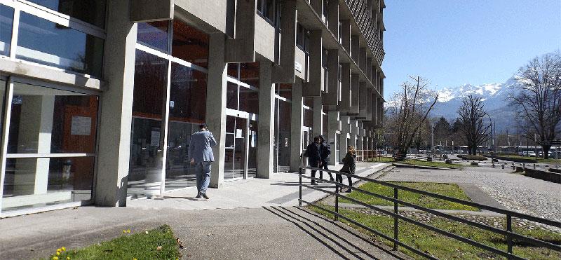Faculté d'économie de l'Université Grenoble Alpes - BATEG