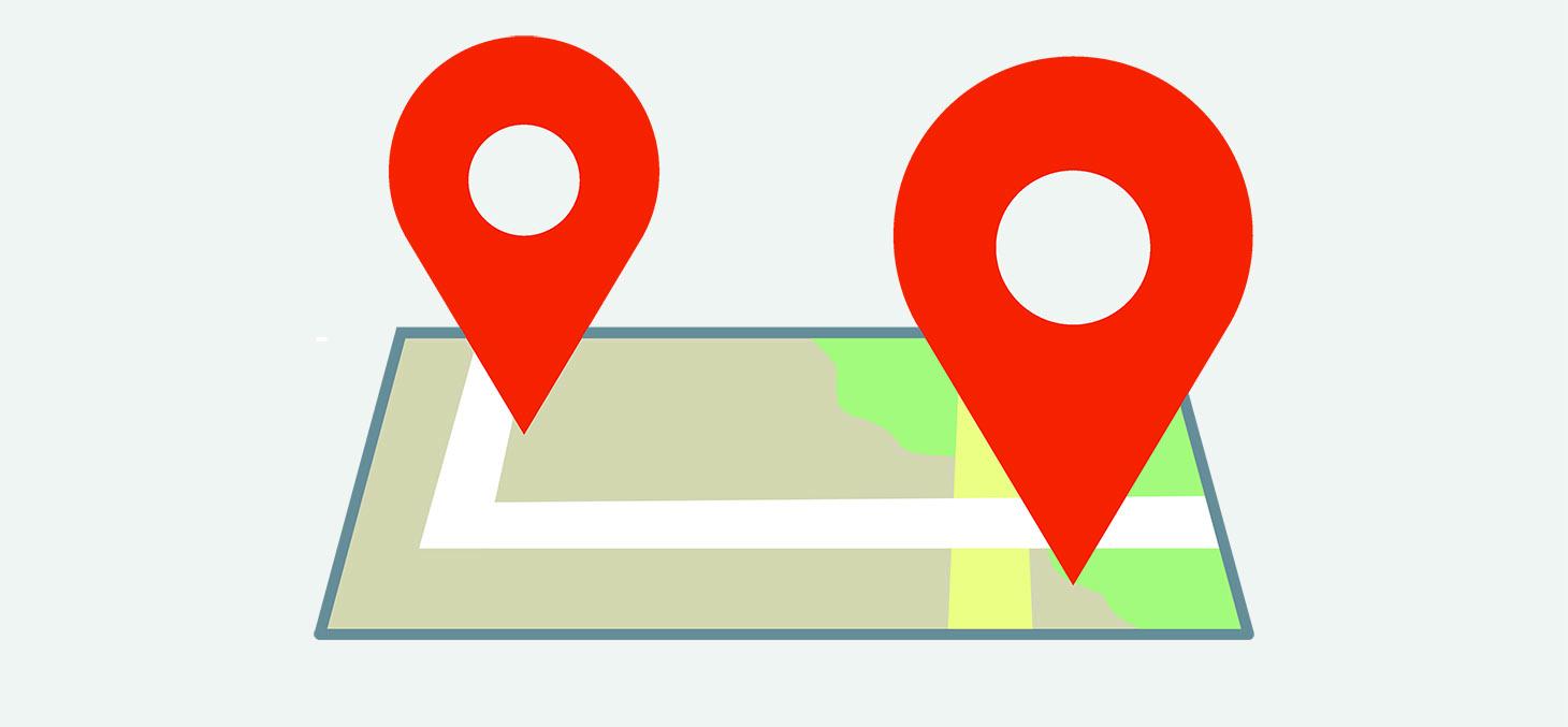 Sites d'implantation de la Faculté d'économie